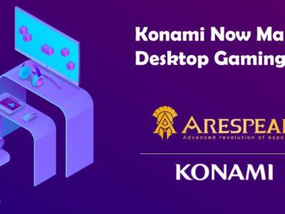 Konami to Launch Desktop Gaming PCs