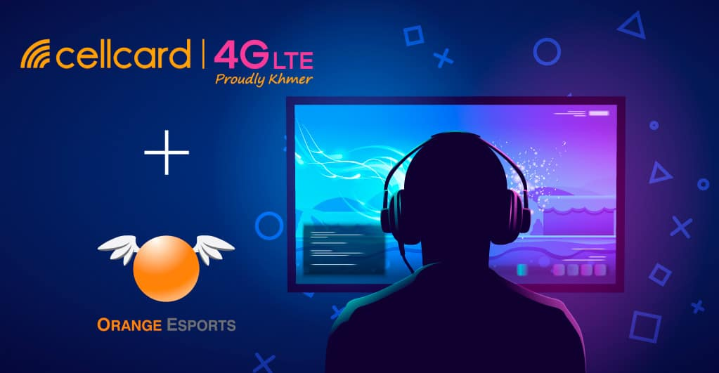 Cellcard Partners with Orange Esports and Other Developers