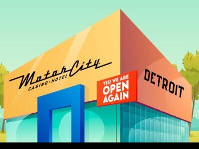 MotorCity Casino Reopens on Wednesday