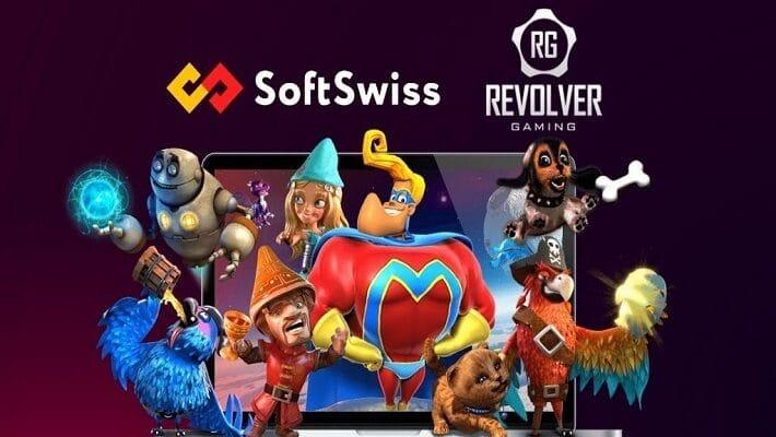 Revolver Gaming Boosts SoftSwiss's Gaming Portfolio