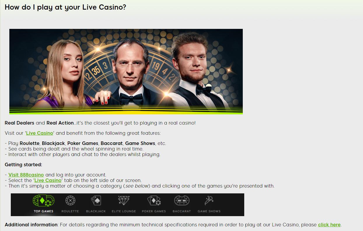 live-casino-service