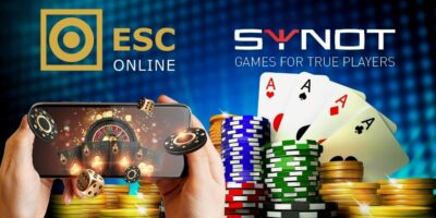 ESC Online Expands SYNOT Games' Presence in Portugal