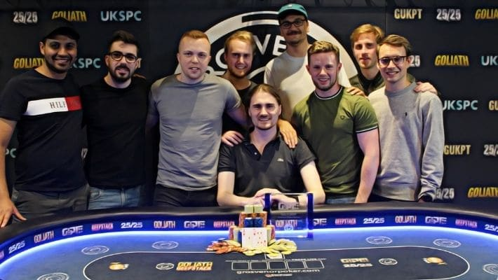 GUKPT Induk Dimenangkan oleh Euan Mcnicholas seharga £165.800