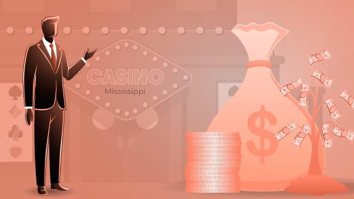 Pendapatan Kasino Mississippi Menyaksikan Nomor Pemecah Rekor Tahun Ini